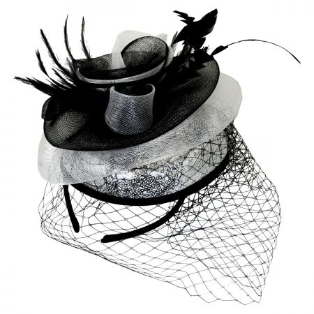 Sophia Esmeralda Fascinator Headband