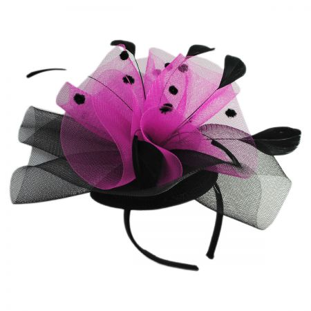 Sophia Bette & Dot Fascinator Headband