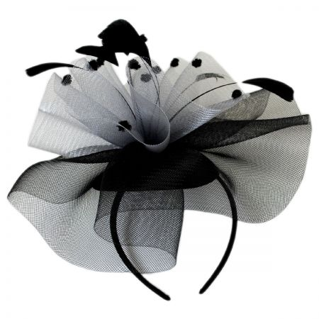 Sophia Bette and Dot Fascinator