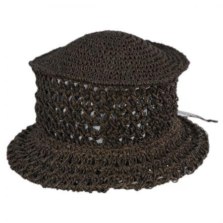 Veggie Fiber Straw Topper Hat alternate view 1