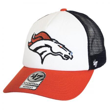 47 Brand Denver Broncos NFL Glimmer Strapback Baseball Cap