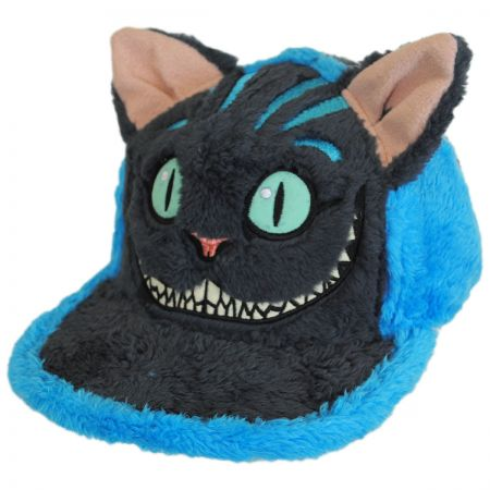 Disney Alice Through the Looking Glass Cheshire Cat Adjustable Baseball Cap