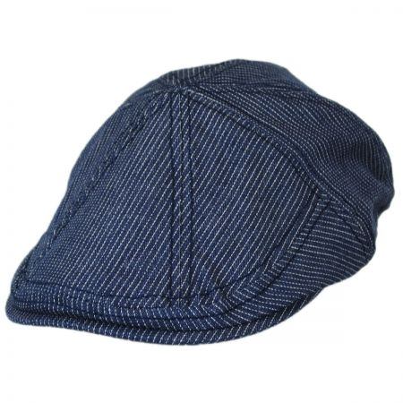 EK Collection by New Era 7 Panel Denim Ivy Cap