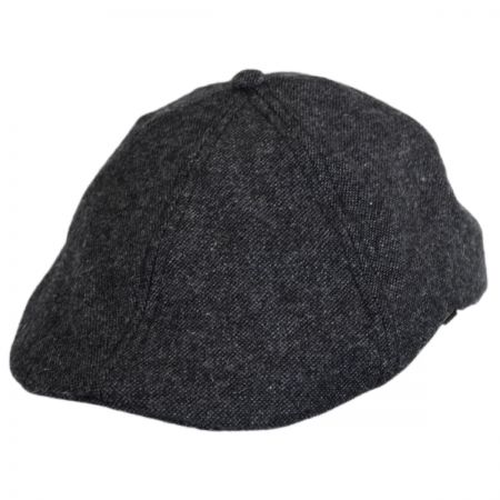 EK Collection by New Era Tweed Wool Blend Duckbill Ivy Cap