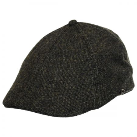 EK Collection by New Era Tweed Wool Blend Duckbill Ivy Cap