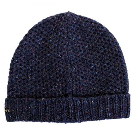 Cuff Knit Wool Beanie Hat alternate view 1