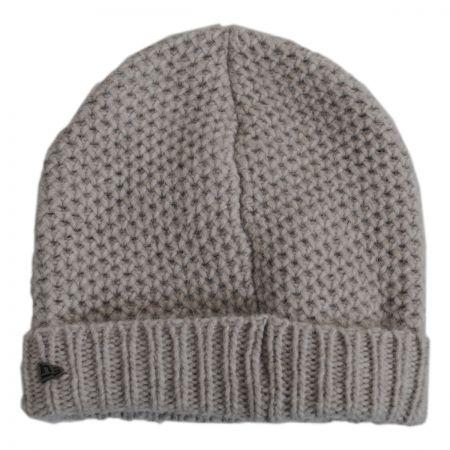 Cuff Knit Wool Beanie Hat alternate view 3