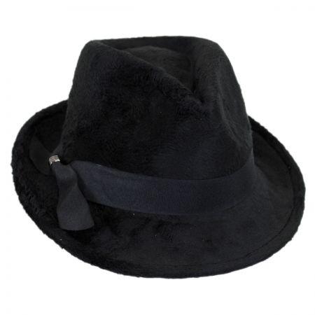 Scala Ultrafelt Trilby Fedora Hat