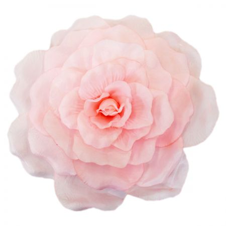 Scala Silk Flower Accessory Pin