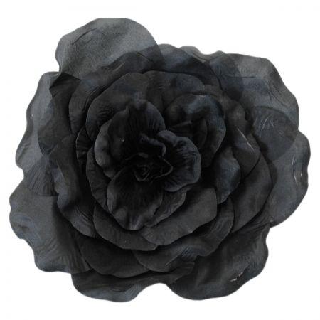Scala Silk Flower Accessory Pin