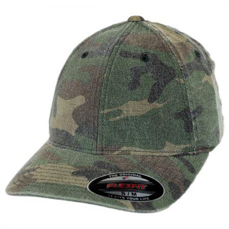garment washed twill fitted baseball cap flexfit caps australia flex fit sports hats size chart