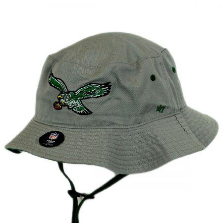 47 Brand Philadelphia Eagles NFL Kirby Bucket Hat