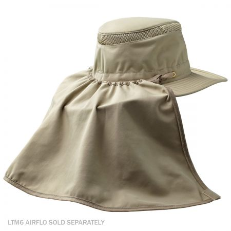 Tilley Endurables Insect Shield Attachable Hat Cape