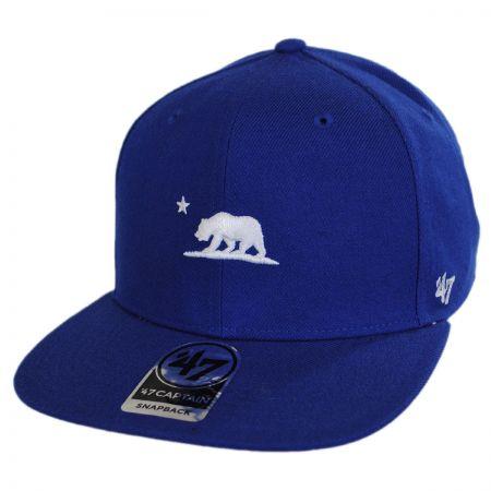 47 Brand Mini Cali Bear Snapback Baseball Cap