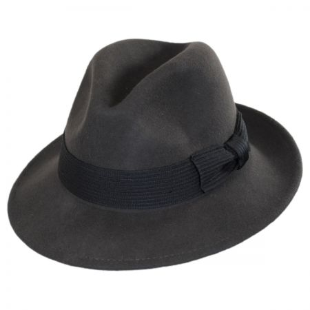 Brixton Hats Nelson Wool Felt Fedora Hat