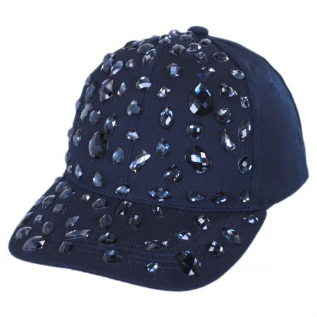 Rhinestone Adjustable Baseball Cap alternate view 9