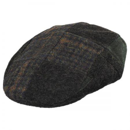 Stetson Patchwork Wool Blend Ivy Cap