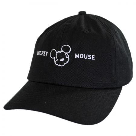 Disney Milano Mickey Mouse Strapback Baseball Cap