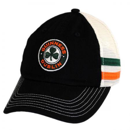 American Needle Guinness Foundry Trucker Snapback Baseball Cap