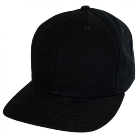 US Made 6-Panel Snapback Baseball Cap