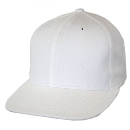 US Made 6-Panel Snapback Baseball Cap alternate view 13