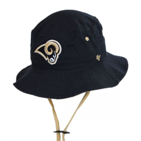 47 Brand Los Angeles Rams NFL Kirby Bucket Hat