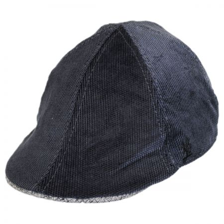 Stacy Adams Corduroy Duckbill Ivy Cap