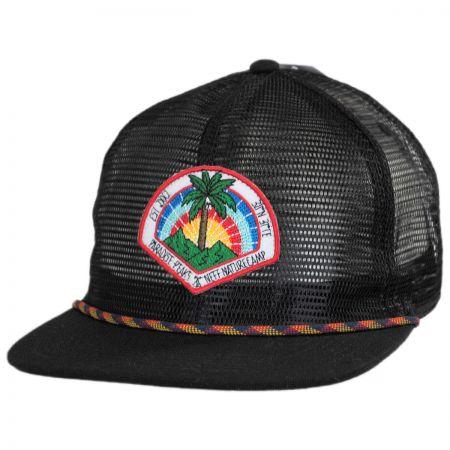 Neff Grassland Mesh Trucker Snapback Baseball Cap