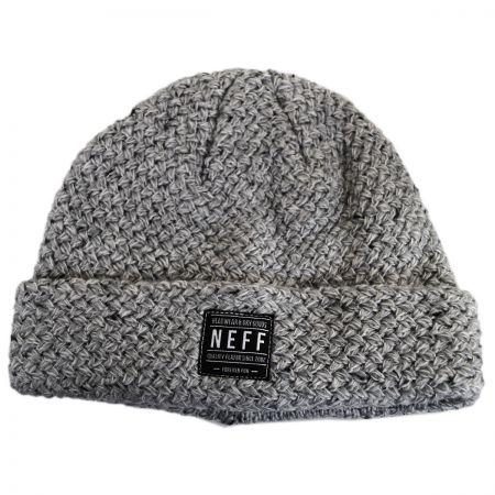 Neff Chamber Knit Cuff Beanie Hat