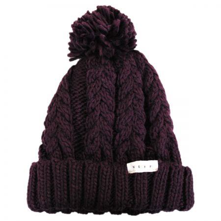 Kaycee Knit Beanie Hat alternate view 6