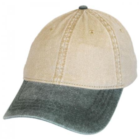 Otto Two-Tone LoPro Strapback Baseball Cap