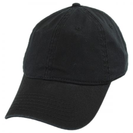 Washed Twill LoPro Strapback Baseball Cap alternate view 2