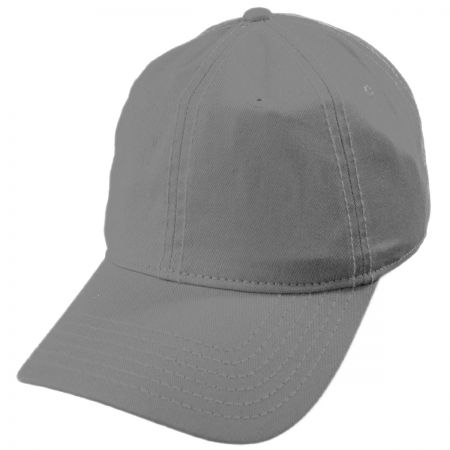 Washed Twill LoPro Strapback Baseball Cap alternate view 6