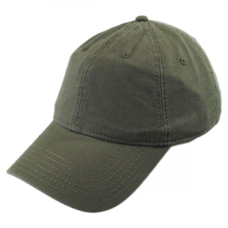 Washed Twill LoPro Strapback Baseball Cap alternate view 10