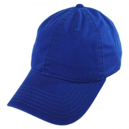 Washed Twill LoPro Strapback Baseball Cap Dad Hat alternate view 9