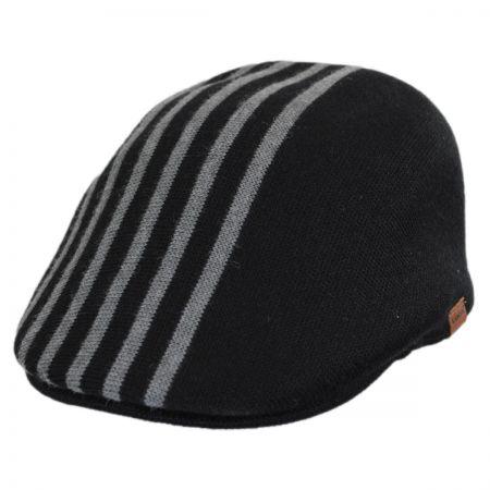 Kangol Marl Stripe Wool Blend 507 Ivy Cap