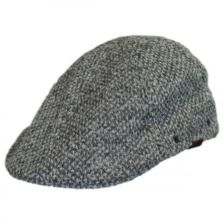 Kangol Tuck Stitch Knit Flexfit 504 Ivy Cap
