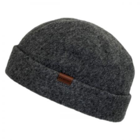 Reefer Cuff Wool Beanie Hat alternate view 5