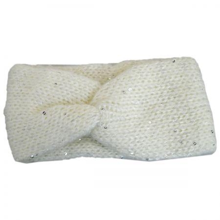 Sparkle Knit Headband alternate view 1