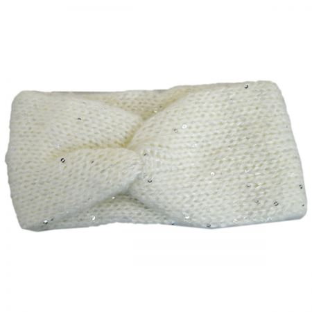 Jeanne Simmons Sparkle Knit Headband