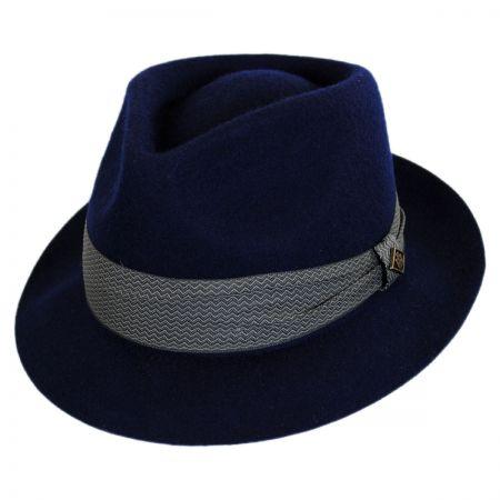 Goorin Bros Griffin Wool Felt Fedora Hat