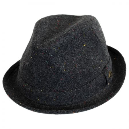Goorin Bros Rebel Wool Blend Trilby Fedora Hat