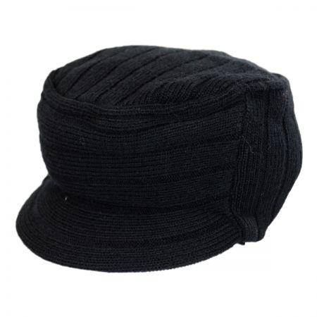 Goorin Bros Sand Cassel Kids' Bandit Knit Cadet Cap