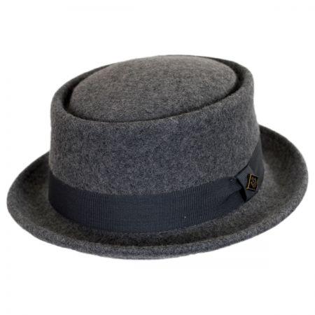Goorin Bros Mad Dog Wool Felt Pork Pie Hat