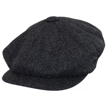 City Sport Caps British Lambswool Newsboy Cap