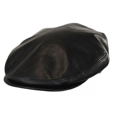 Kangol Italian Leather Ivy Cap