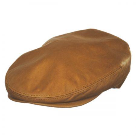 Kangol Italian Leather Ivy Cap