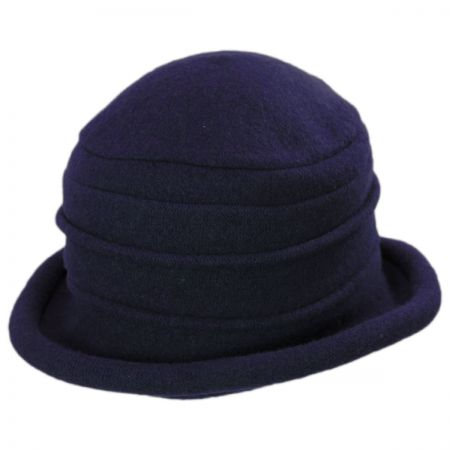 Packable Wool Cloche Hat alternate view 8