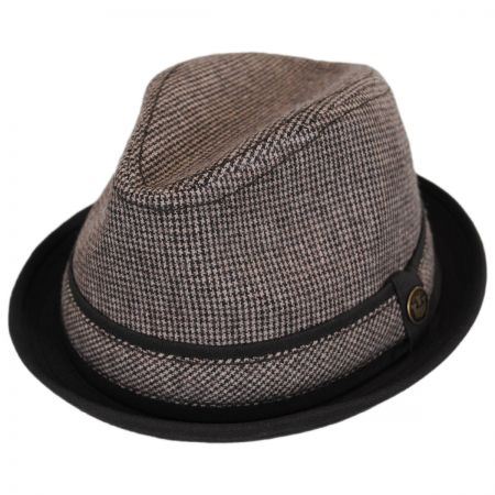 Goorin Bros Side Kick Wool Blend Trilby Fedora Hat