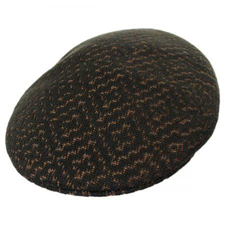 Kangol Maze Tex Wool Blend 504 Ivy Cap
